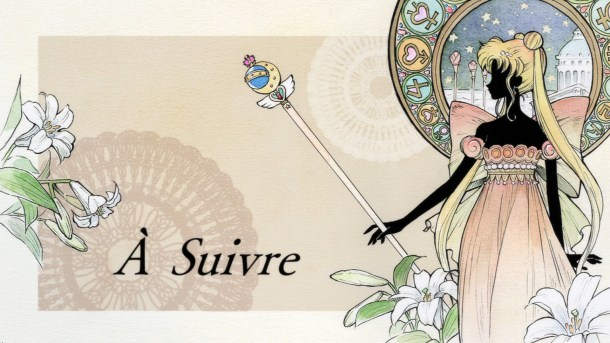 À Suivre — To Be Continued | Sailor Moon Crystal