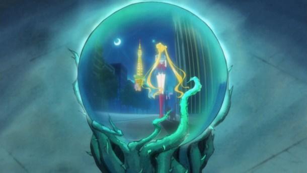 Evil Crystal Ball | Sailor Moon Crystal Episode 1