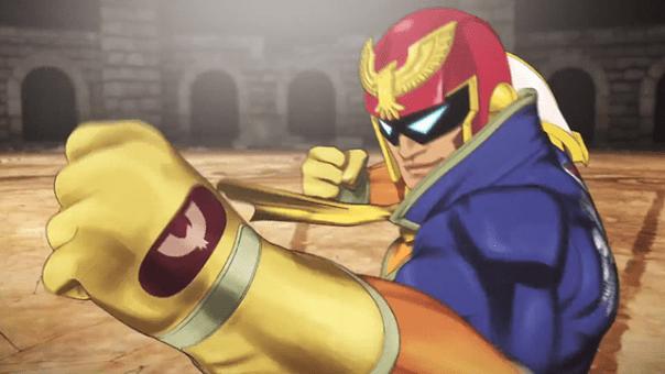 Super Smash Bros. - Captain Falcon