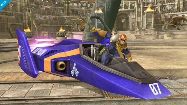 Smashing Saturdays! | Capt Falcon