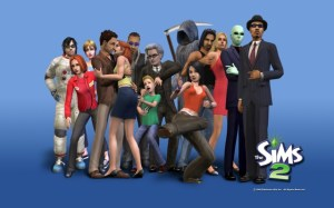 The Sims 2 | Group Photo