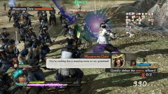 Samurai Warriors 4 - Battles (2)