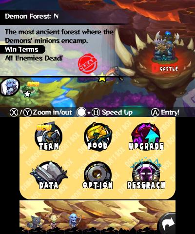 Demon KIng Box - Inventory   oprainfall
