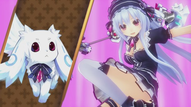 Fairy Fencer F | Tiara