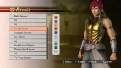 Samurai Warriors 4 - Create Character (2)