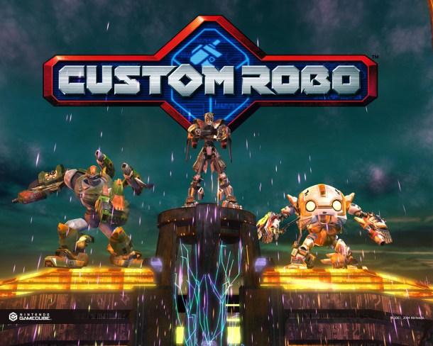 Sequel | Custom Robo