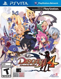 Disgaea 4: A Promise Revisited | oprainfall