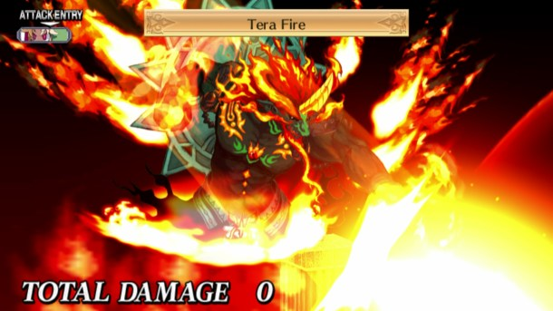 Disgaea 4: A Promise Revisited | Tera Fire