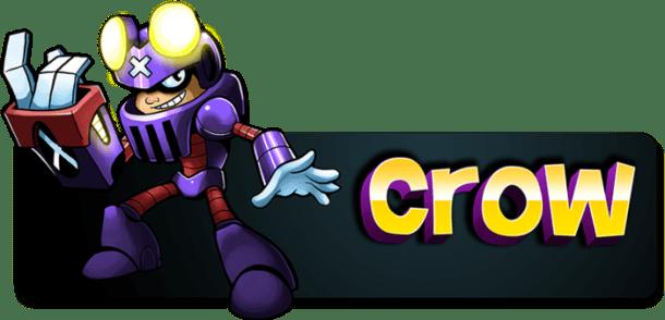 Nefarious - Crow