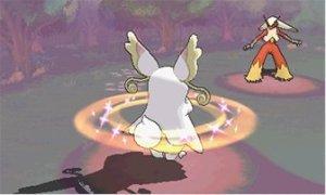 Mega Audino | Pokémon Omega Ruby/Alpha Sapphire