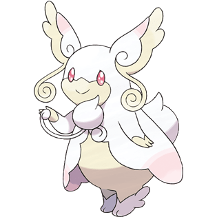 Mega Audino Artwork | Pokémon Omega Ruby/Alpha Sapphire
