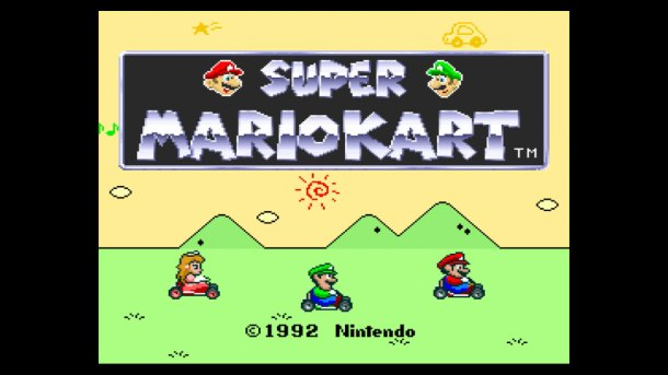 Super Mario Kart | Retro Wrap-Up
