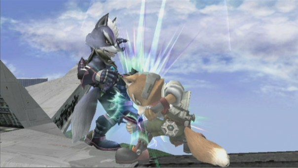 Smashing Saturdays   Super Smash Bros.: Wolf owns Fox