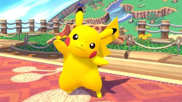 Most Wanted Mario Kart 8 DLC Characters | Pikachu