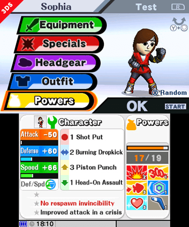 Smashing Saturdays: Super Smash Bros. | Mii Customization