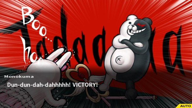 Danganronpa 2 | Monokuma Wins