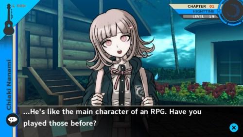 Danganronpa 2 | Chiaki RPG