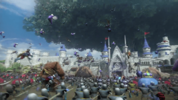 Dragon Quest Heroes - Thousands of Classic Enemies