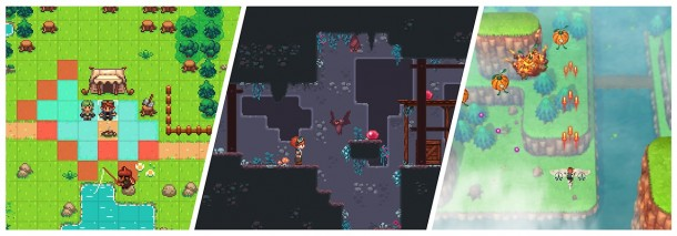 Evoland 2 | Gameplay Elements