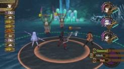 Fairy Fencer F   Combat