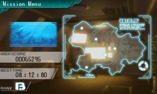 Azure Striker Gunvolt | Map