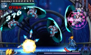 Azure Striker Gunvolt | Merak Fight