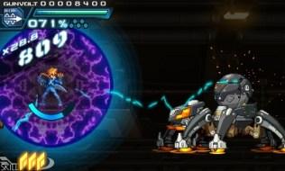Azure Striker Gunvolt | Spider Bot