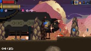 Terrian Saga: KR-17 | Explosion Aftermath