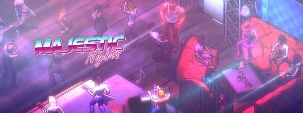 Majestic Nights | oprainfall