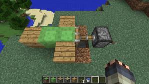 Minecraft 1.8 - Slime Blocks