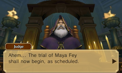 Professor Layton vs Phoenix Wright Ace Attorney | Maya's on Trial Again