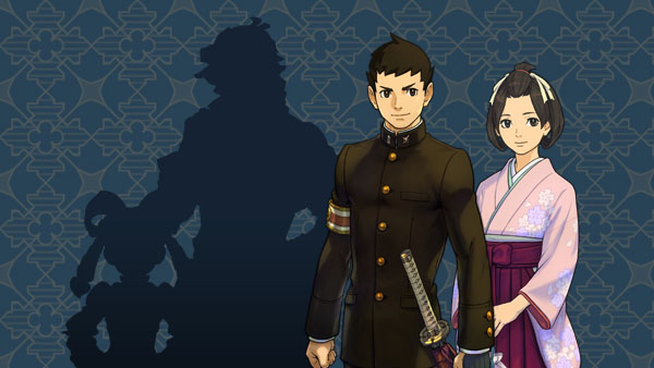 The Great Ace Attorney | Sherlock