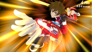 Tales of Hearts R - Attack