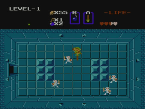 The Legend of Zelda | Combat