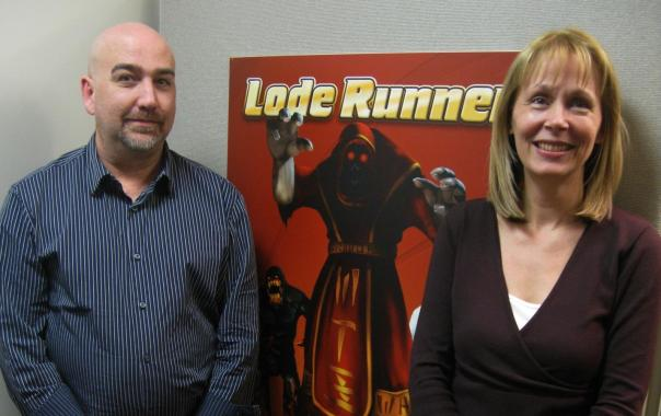 Douglass E. Smith at Tozai Games | Lode Runner Creator Has Died