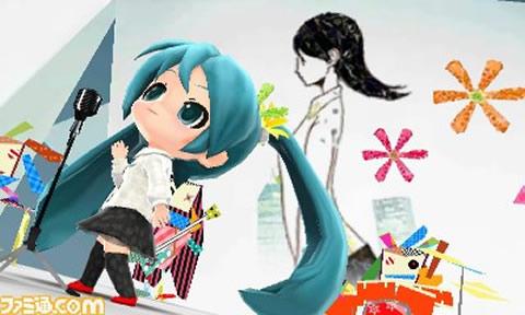 Hatsune Miku: Project Mirai Remix | oprainfall