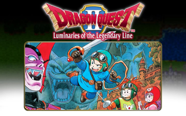 Dragon Quest II: Luminaries of the Legendary Line | oprainfall