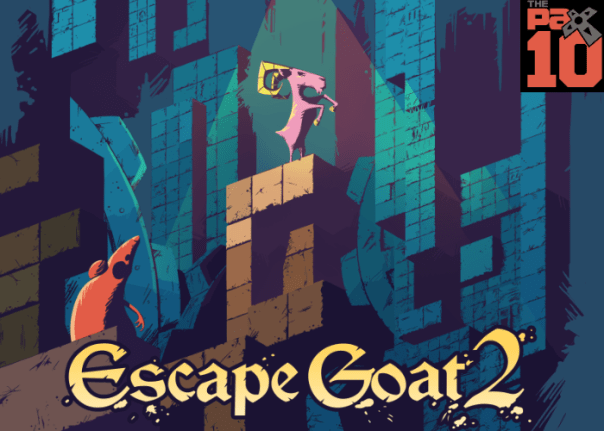 Escape Goat 2 Art