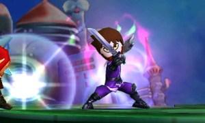 Smash Bros Mii fighter | Strider 2