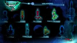 Spaceship selection