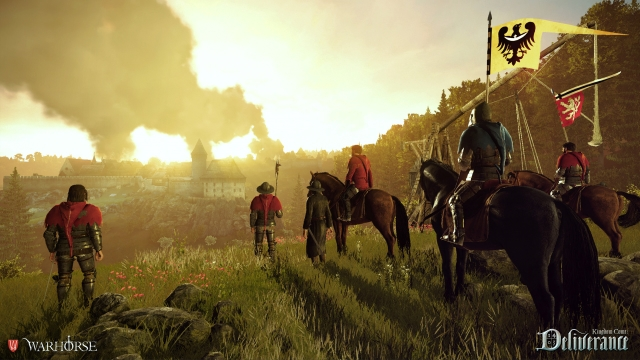 Kingdom Come Deliverance Siege