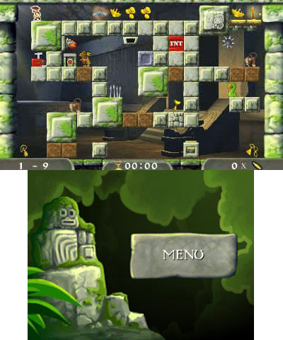 Pyramids 2 | Nintendo Download Europe