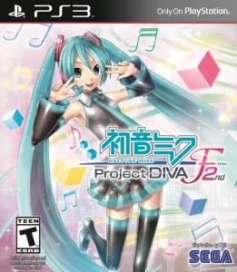Project Diva F 2nd   oprainfall