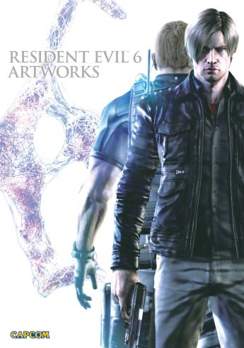 Resident Evil 6 Artworks | UDON Recent Releases: UDON'S Art of Capcom, Breath of Fire, Hatsune Miku, Resident Evil 6