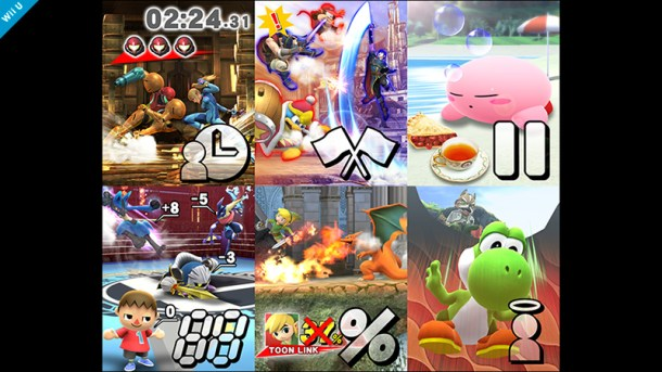 Smashing Saturdays   Wii U Options 3