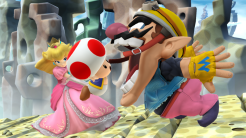 Smash Direct | Peach and Wario
