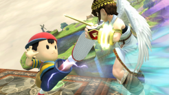 Smash Direct | Ness and Pit