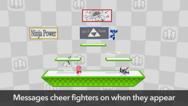 Smash Bros. | Miiverse Stage