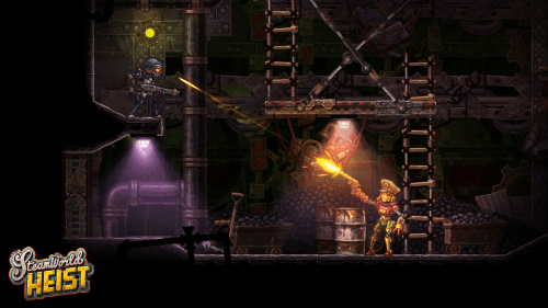 SteamWorld Heist Pic