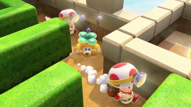 Captain Toad: Treasure Tracker | oprainfall